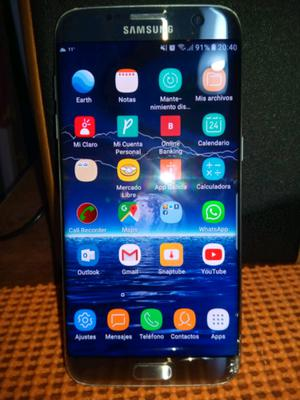 Samsung galaxy s7 edge silver 32 gb