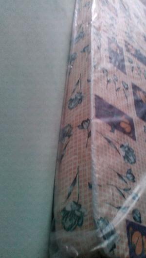 Colchón de 1 plaza goma espuma