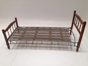 Resorte y espaldar de cama 1 plaza y media