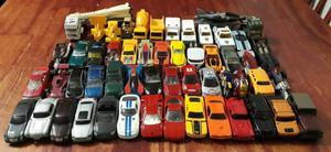 Autos de colección 1:64