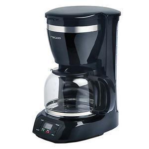 Cafetera electrica, 1,5Lts de Cap., Progrmable, LCD, 900W.