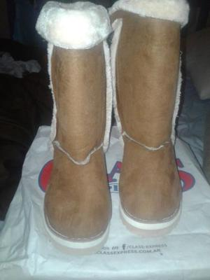 Vendo botas de mujer