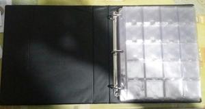 Álbum VK grande + 20 hojas VK para cartoncitos de monedas