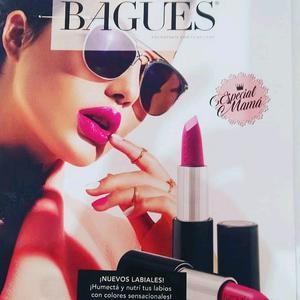 Perfumes internacionales by Bagues