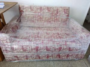 Sofa cama dos cuerpos nuevo,