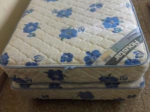 Sommier con colchón