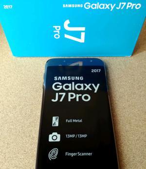 Samsung J7 PRO 32GB NUEVOS LIBRES EN CAJA SELLADA