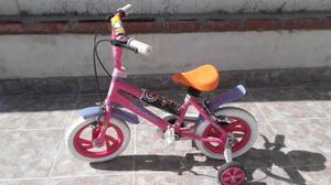 Vendo Bicicleta StoneCross Rodado 12 para Nena