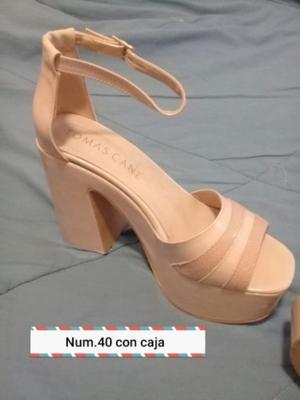 Zapatos de fiesta un solo uso