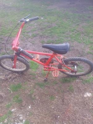 bicicleta r 16 muy buen estado
