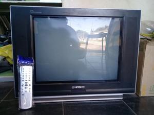 Vendo Tv 29 pulgadas Hitachi pantalla plana ultra slim