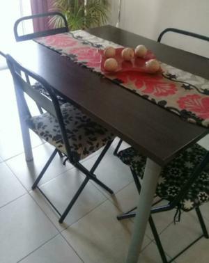 Vendo mesa rectangular
