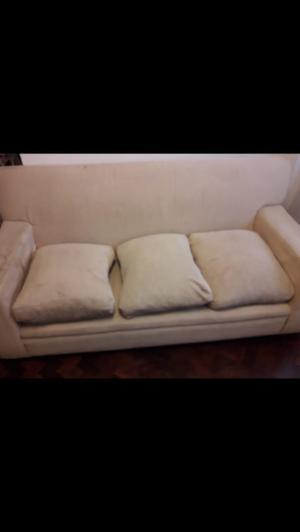 Vendo sillón 3 cuerpos