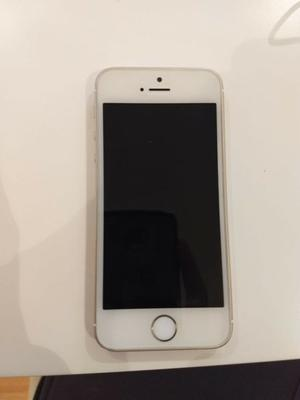 iPhone 5s de 32 GB USADO en perfectas condiciones