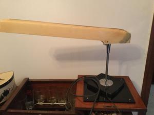 Antigua lampara para escritorio o dibujo