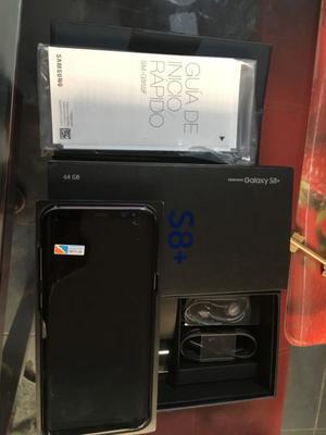Samsung s8 plus 64gb a estrenar