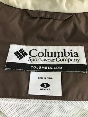Vendo campera Columbia nueva sin uso