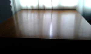 Vendo mesa de madera