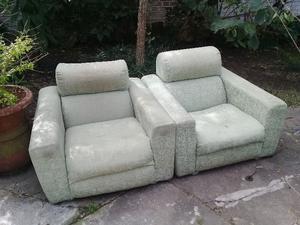 Vendo par de sillones