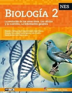 Biología 2 NES Santillana en Linea