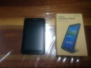 "Vendo Tablet Samsung Galaxy Tab E 7"""