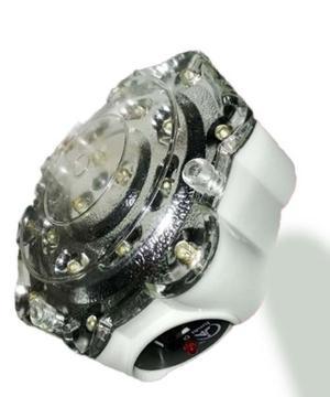 luz de emergencia 19 leds no es linterna- la enchufa carga y