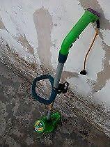Bodeadora a revisar o repuesto, marca Schafer, color verde