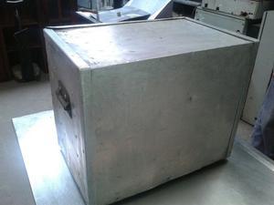Porta Masas De Aluminio Para Traslado