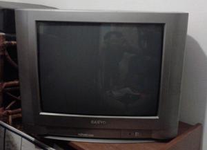 TV SANYO Fuzzy Stereo 21 Pulgadas