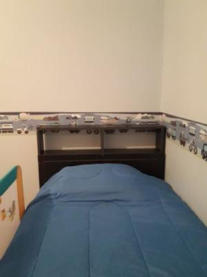 Cabecera de cama 1 plaza y media