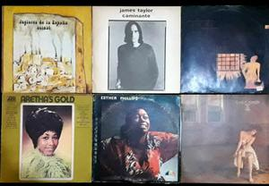 LPs Discos de vinilo en muy buen estado