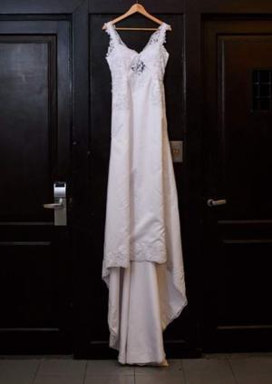 Vestido de Novia Divino!!! Excelente estado!