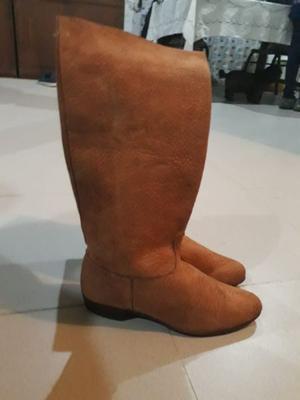 vendo botas de carpincho nuevas