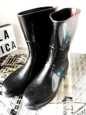 Botas de lluvia marca SECO!