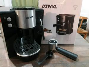 Cafetera express marca atma