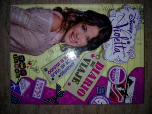 Diario de viaje (Violetta)