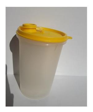 Juguero Marca TUPPERWARE.de 1 litro. Nuevo, sin uso.