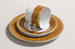 Porcelana Tsuji - 746 - Taza De Té Con Plato $530