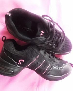 Zapatillas para danza Marca Sport