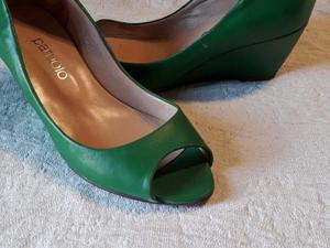Zapatos PARUOLO Taco Chino