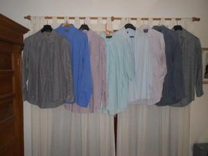 lote de 8 camisas de hombre de primera marca