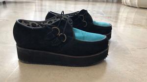 Botitas Zapatos De Mujer
