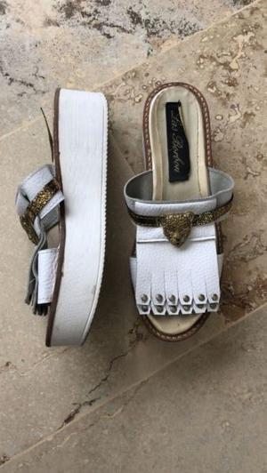 Sandalias Botitas Zapatos De Mujer