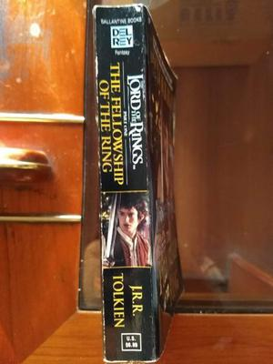 The Lord Of The Rings: The Fellowship Of The Ring $250