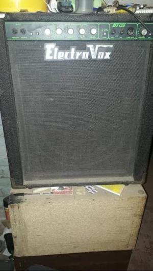 amplificador de bajo electrovoz