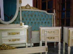 Dormitorio Luis xv