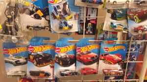 Remato autos hot wheels