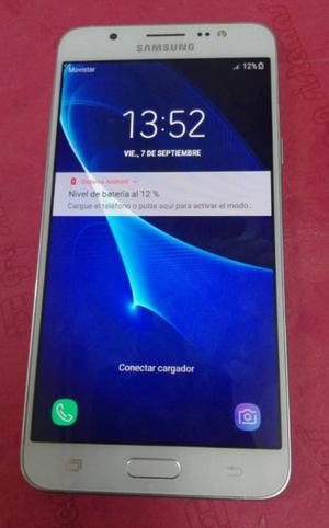 Samsung galaxy j libre blanco impecable
