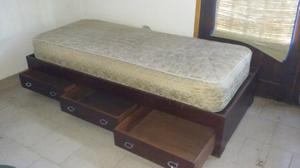 Vendo cama 1 plaza