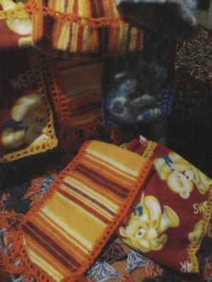 Gorros y bufandas de niños c/ u